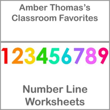 Number Line Worksheets For Place Value In The Thousands Student