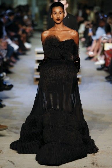 Take a peek into the extravagant way Riccardo Tisci marked his 10 year anniversary with Givenchy.
