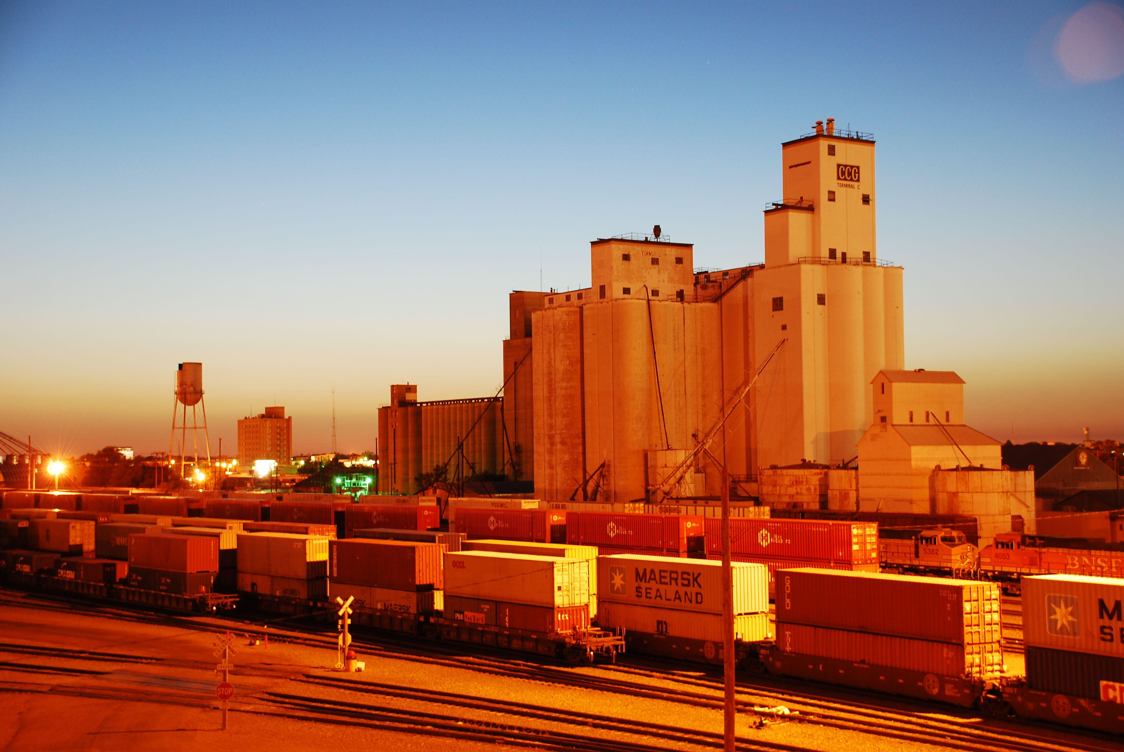 Clovis, NM Trains Track Depots Clovis new mexico