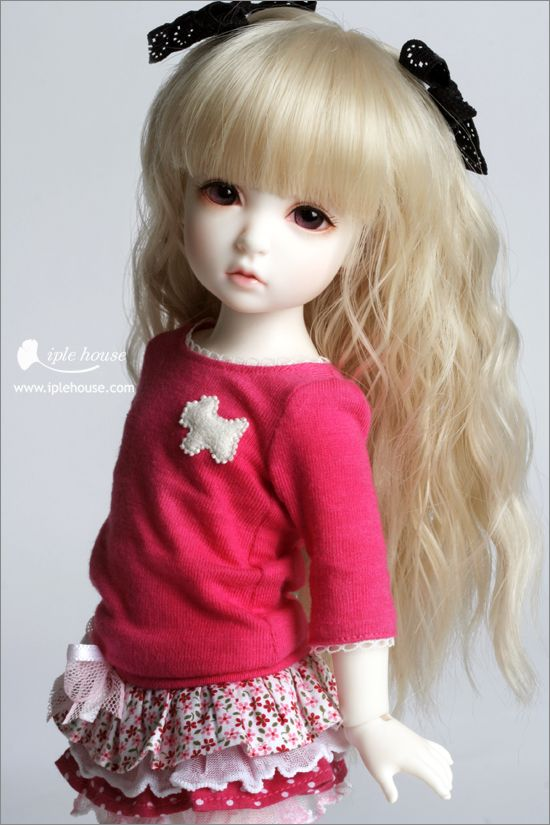BJD #ABJD #balljointdoll #Iplehouse #cute #pretty #doll   Ball ...
