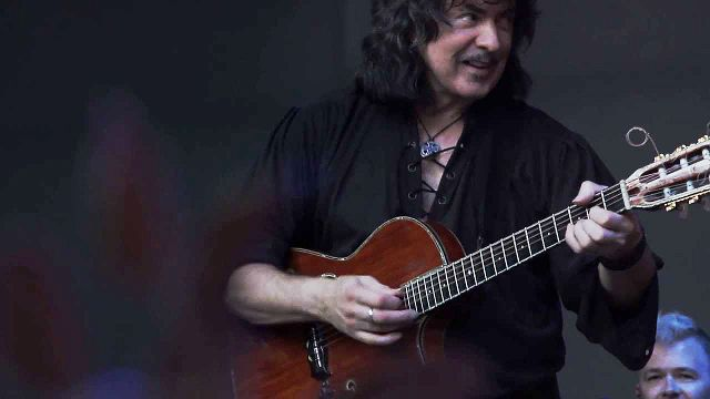 Ritchie Blackmore Surprises Fans with Band Lineup for His 2016 Rock Shows | GuitarPlayer