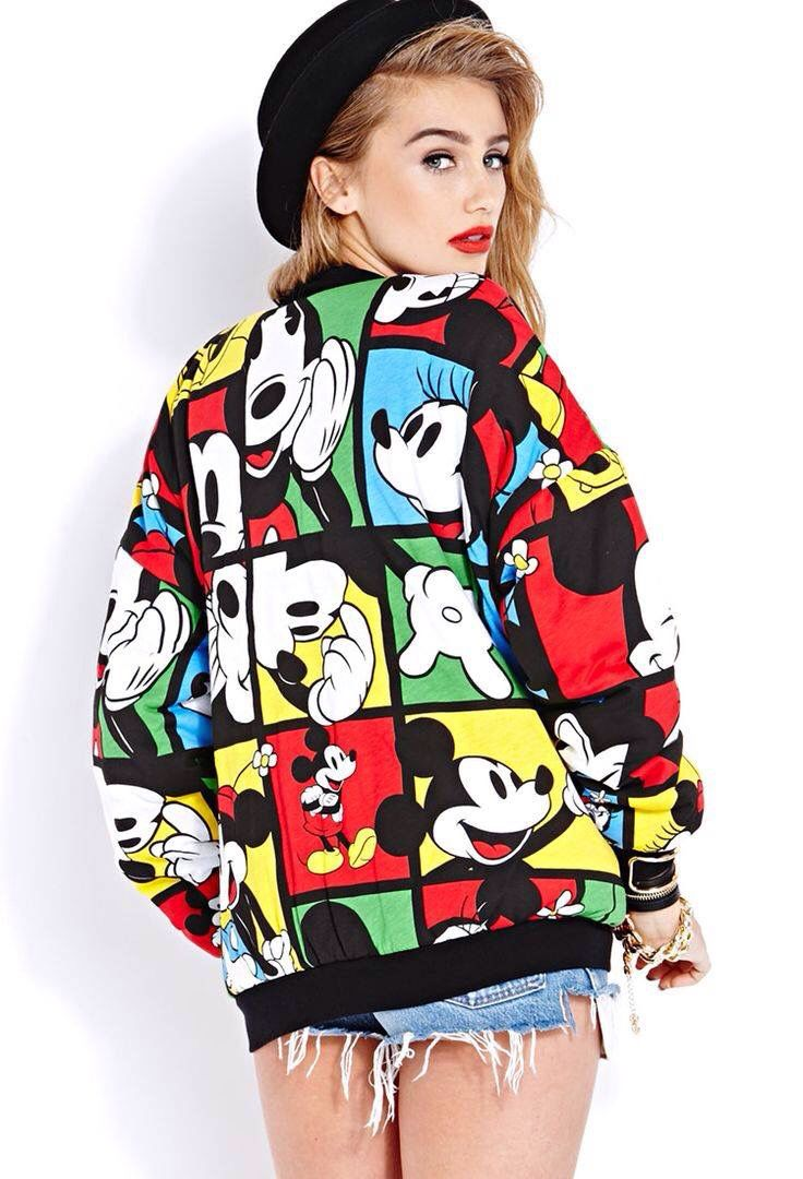 Mickey Jacket Mickey Mouse Jacket Disneyland Outfits Disney Outfits [ 1080 x 736 Pixel ]