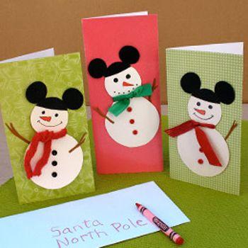 postales navidad - Postales De Navidad Caseras