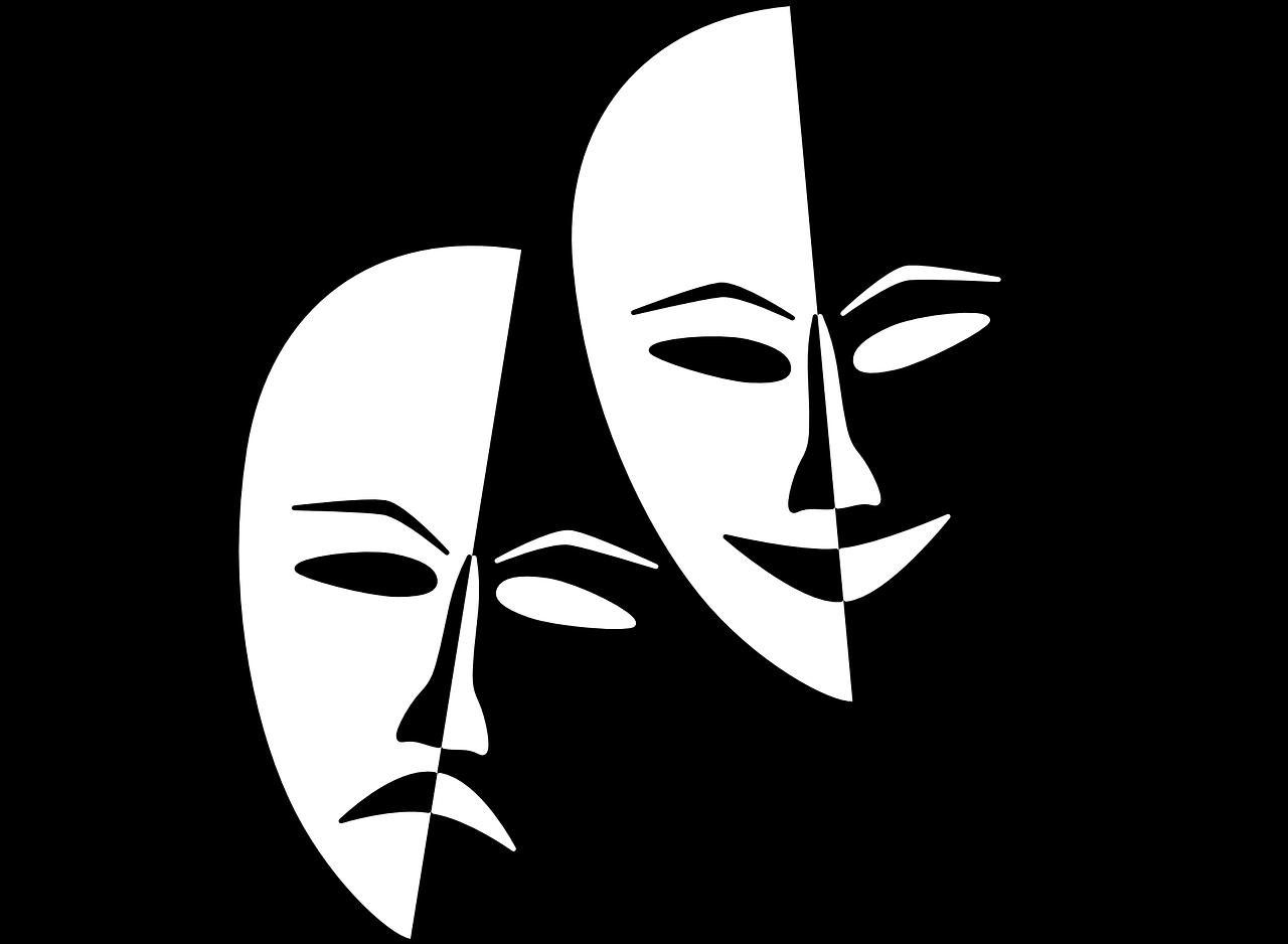 Kolumne Autistin Nein Du Doch Nicht Autismus Und Kompensation Ellas Blog Arte Dramatico Mascaras Teatro Imagenes De Teatro