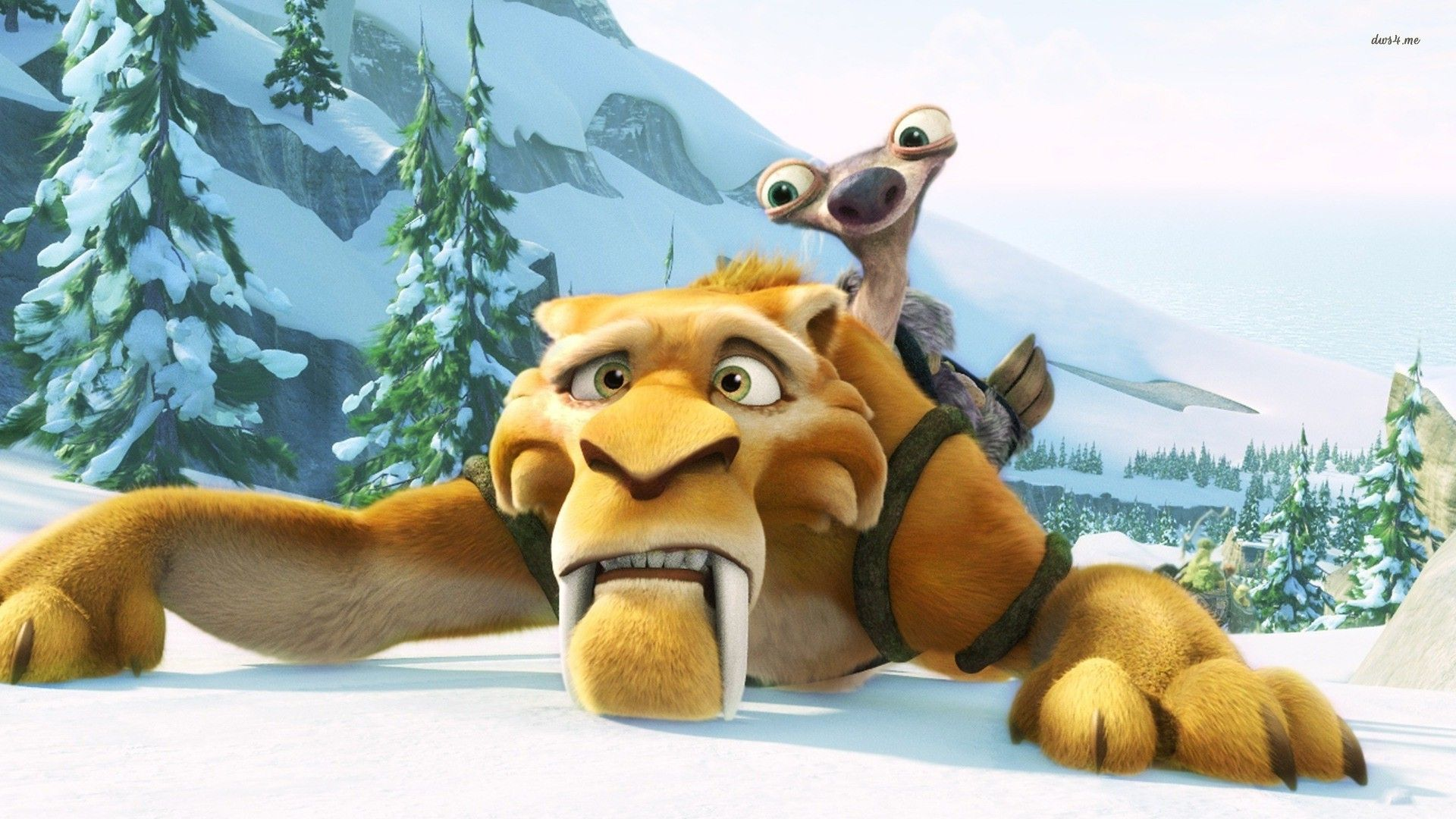sid and diego ice age 4 continental drift wallpaper hd free download