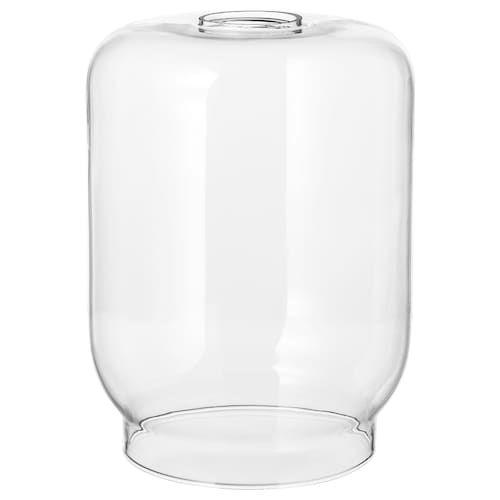 Klovan Pendant Lamp Shade Clear Glass, Black Glass Lamp Shades