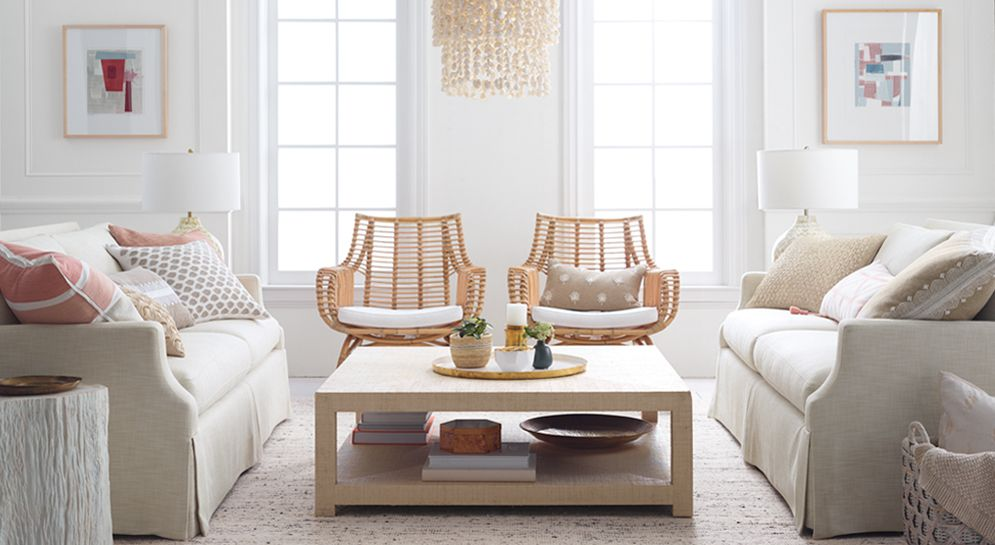 Shop the look living room designer rooms serena  lily also beach rh nz pinterest