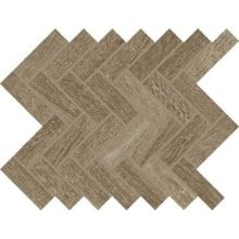 Woodbridge 3 X 1 Herringbone Mosaic Multi Surface Tile Textured Wood Visual Sold By 12 X 9 Sheets 0 75 Sf Sheet Daltile Wood Bridge Build Com