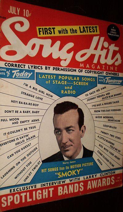 Song Hits magazine 1946