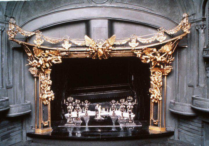 Everything Scenic Oldschoolphantoms Wonderful Photos Of Maria Set Design Theatre Phantom Of The Opera Scenic Design