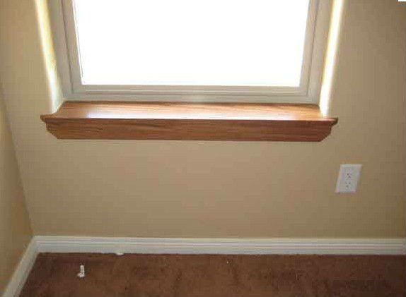 kitchen sill small of ideas window gallery sills interior trim windowsill cool repair lg