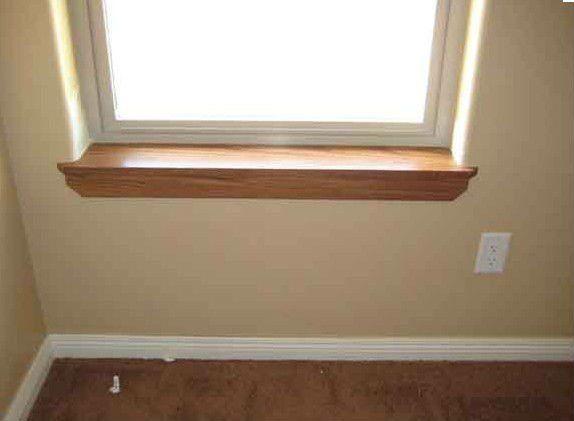 Great Interior Window Sill Styles   Image 3
