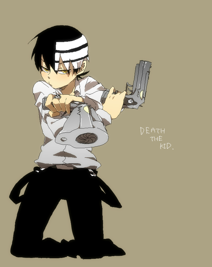 Pin By Emily Nam On Lol I Wish I Knew How To Draw Death The Kid Anime Cute Anime Boy