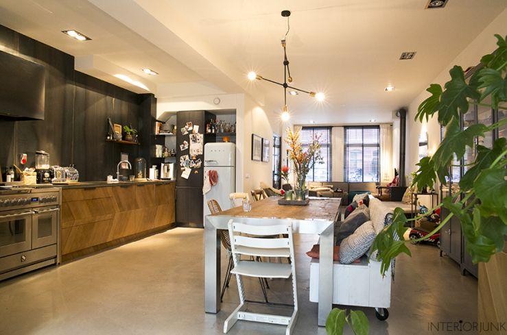 Huizentour in het amsterdamse droomhuis van willemijn mijn