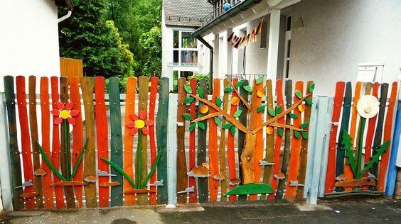 Gestaltung Von Spiel Landschaften In Naturlicher Robinien Wuchsform