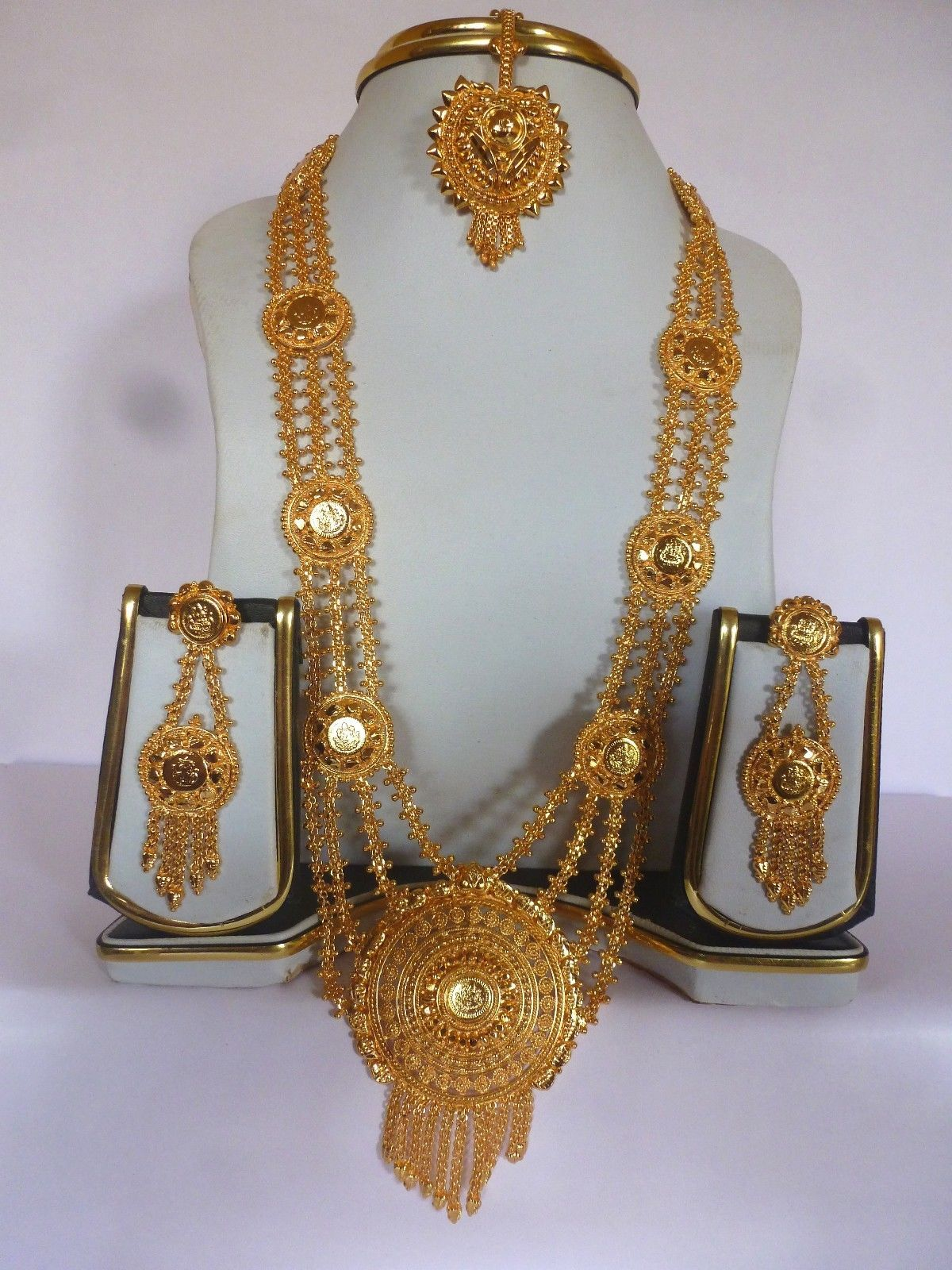Bridal Set Collection Bridal Gold Jewellery Bridal Necklace Set Gold Necklace Indian Bridal Jewelry