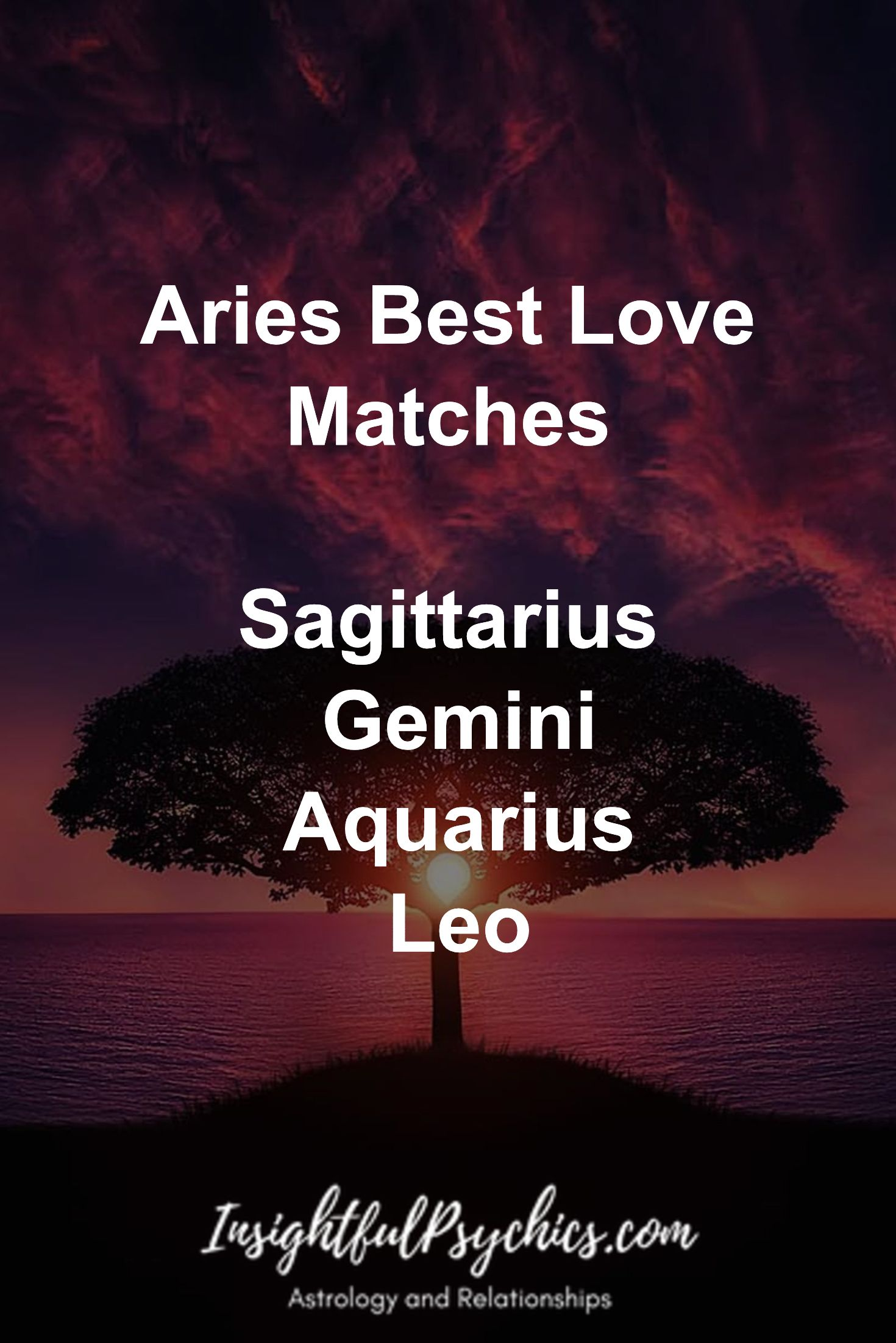 Aries Compatibility | Horoscopes | Zodiac signs love matches