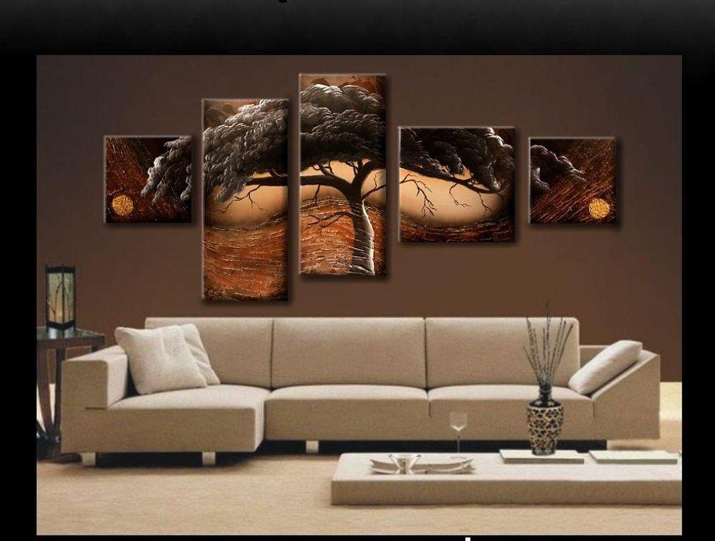 cuadros modernos para decorar una sala Buscar con Google