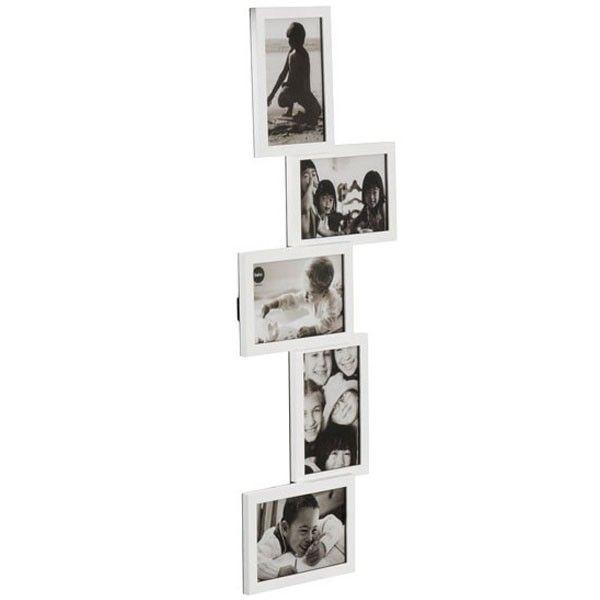 Isernia Tower Multi Frame White D