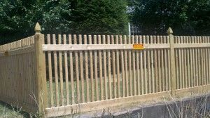 Nine Types Of Wood Fence Compared And Explained Cedar Wood Fence Wood Fence Fence Design