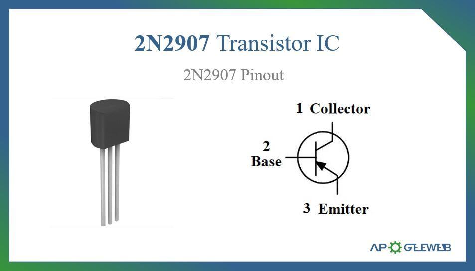 2n2907 Transistor Datasheet Equivalent Circuit Video In 2021 Transistors Bipolar Junction Transistor Semiconductor Materials