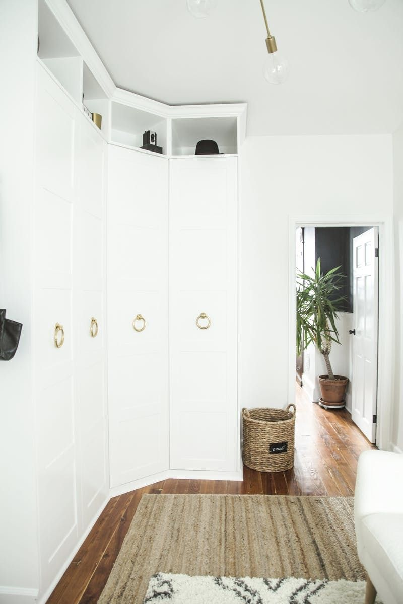 Garderobe Schlafzimmer 26 Ikea Hacks Für Ihre Ikea Garderobe For The Home Pinterest