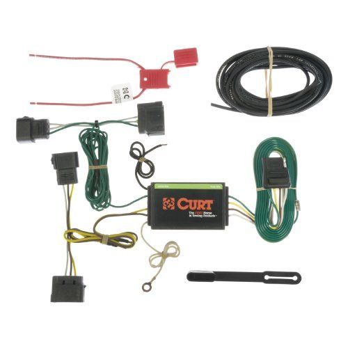 CURT 56160 Wiring T-Connector | Wishlist | Truck accessories ... on ford edge roof rack, ford edge cold air intake, ford edge trailer fuses, ford edge trailer hitch, ford truck trailer wiring, ford edge seat covers, ford edge brakes, ford edge cargo mat, 99 ford trailer harness, ford escape drivetrain layout, ford edge tires, ford f-250 trailer plug, ford trailer plug wiring diagram, ford edge wiring diagrams, ford f-350 trailer wiring diagram, ford edge engine diagram, ford edge hitch wiring, ford trailer plug harness, ford escape fuse box diagram,