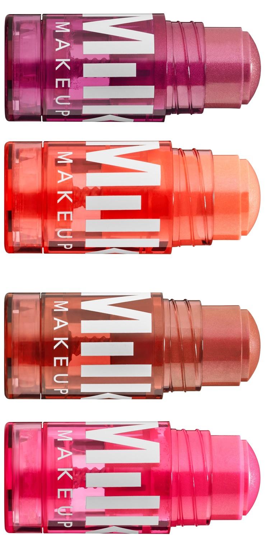 Milk Makeup Glow Oil Lip + Cheek Give Cheeks A Flirty