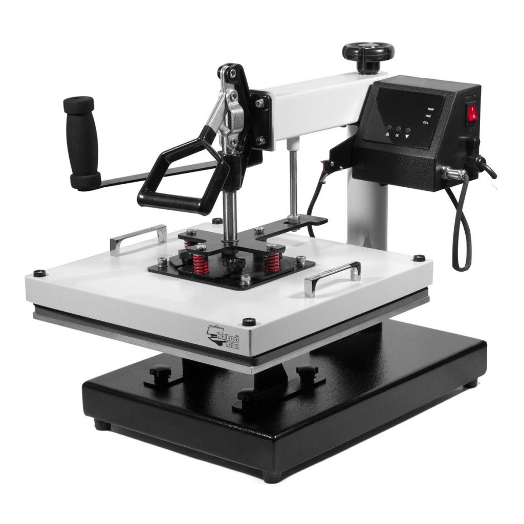 "HPN Signature Series 15"" x 15"" Swing Away Heat Press ..."