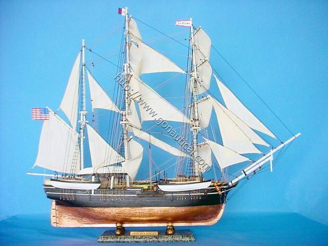 Charles W Morgan Limited 32 Ship Model Model Ships Model Sailboat Classic Sailing