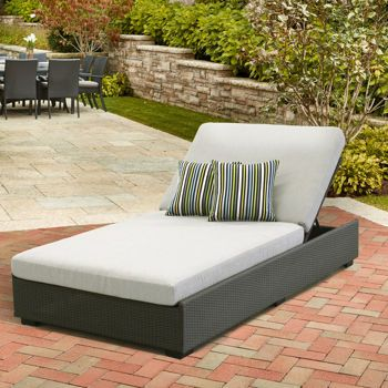 Costco Wholesale Double Chaise Lounge Chaise Longue Outdoor Bed