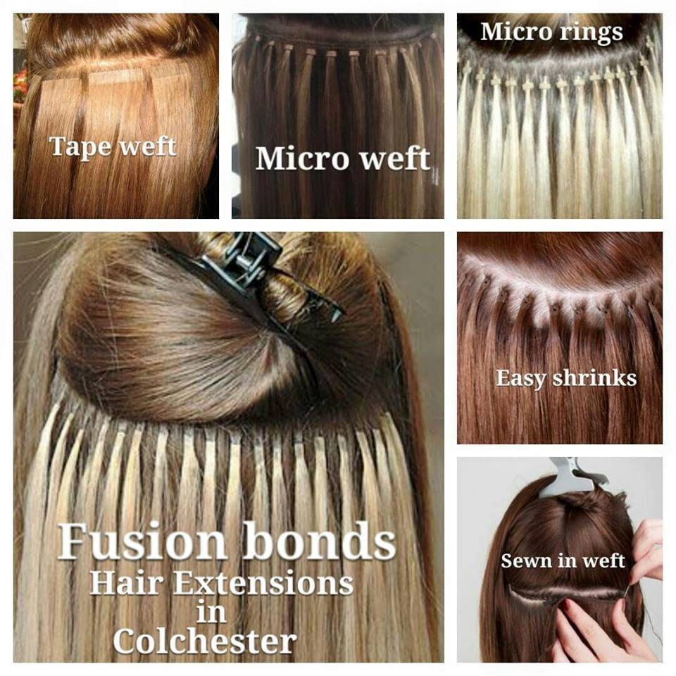All Our Methods Hairdressing Hair Extensions For Short