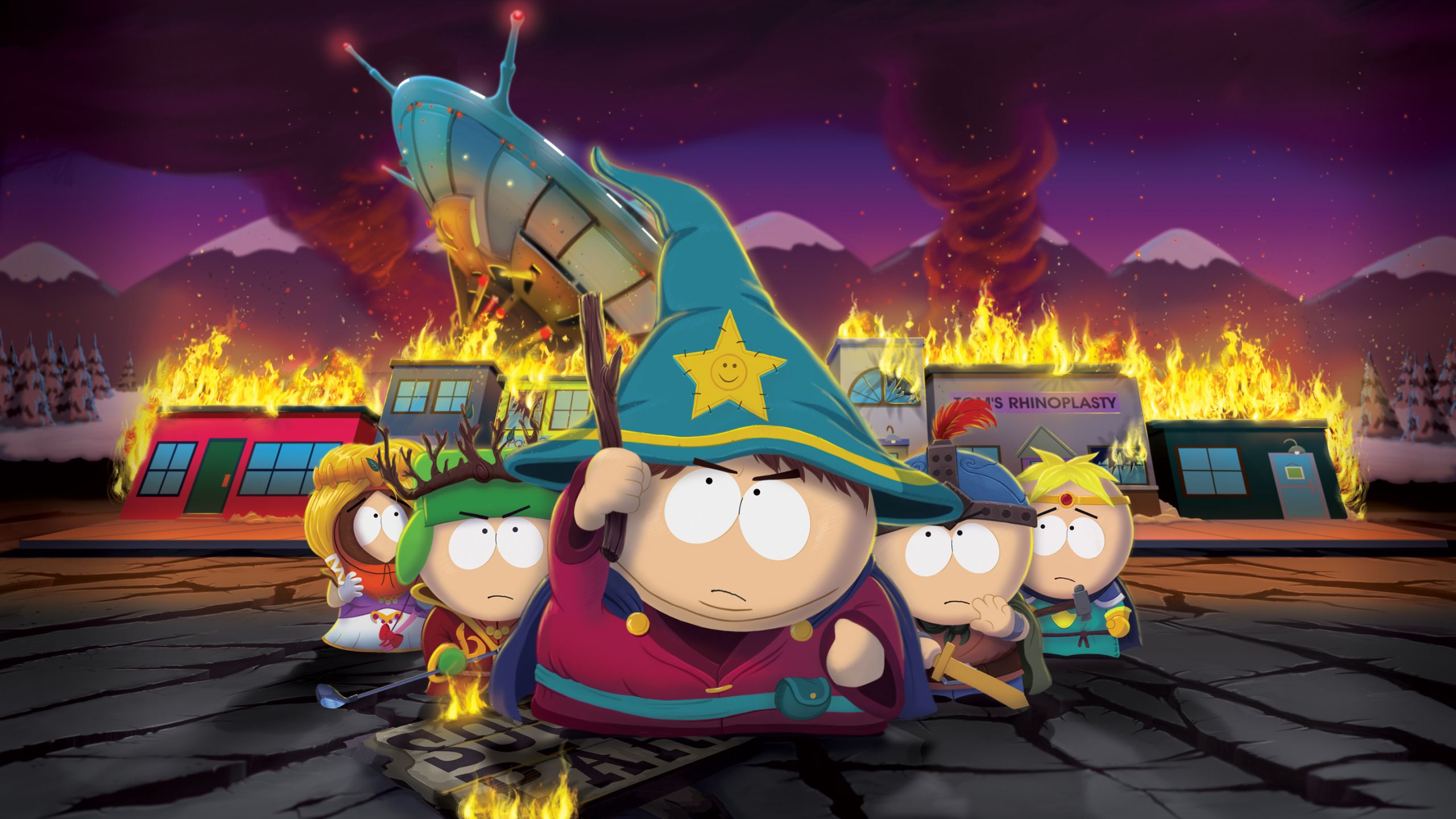 Video Game South Park The Stick of Truth South Park