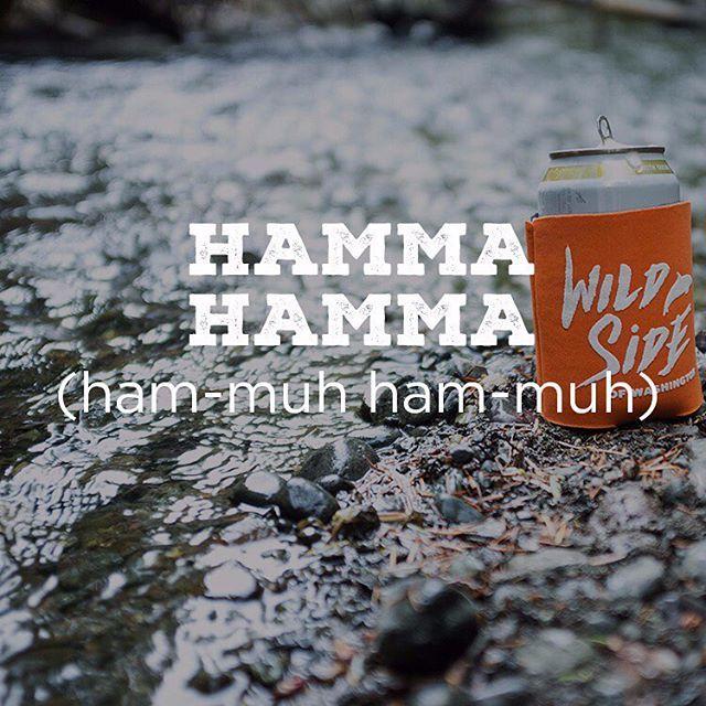 Purportedly Hamma Hamma is a Twana Native word for a smelly reed found in the region surrounding the twice named river. #wildsideWA #explorehoodcanal #hoodcanal #koozie #olympicpeninsula #hammahamma #swag #instagood #love #cool #travel #nature #photooftheday #art #amazing #beautiful @rainier_beer #rainierbeer