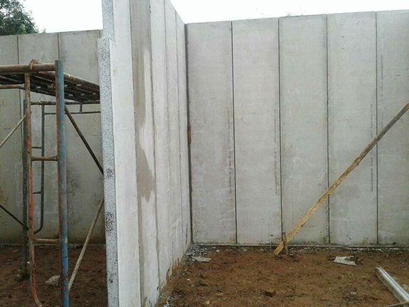 Granulated Expanded Polystyrene Foam Precast Concrete Masonry Precast Concrete Wall Paneling Concrete Wall Panels