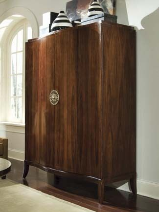 Best American Drew Bob Mackie Home Signature Armoire Wardrobe 400 x 300