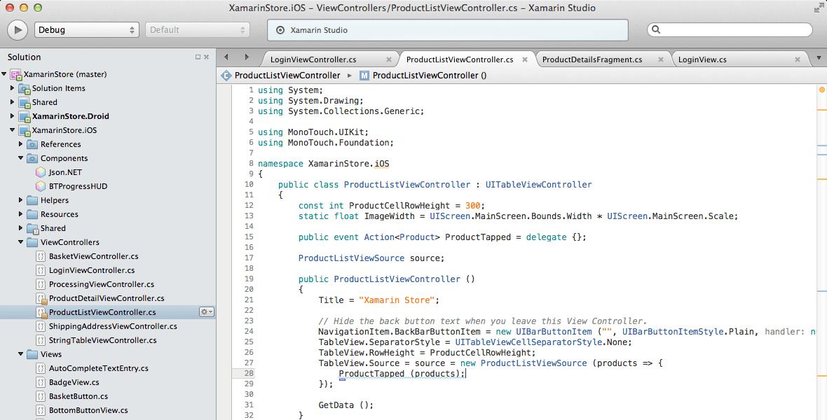 Cross platform IDE for C#, F#, Visual Basic  NET, C/C++, Vala
