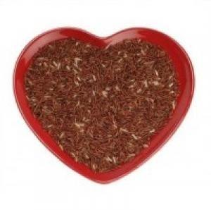 Arroz rojo un alimento ideal para bajar el colesterol malo (ldl)