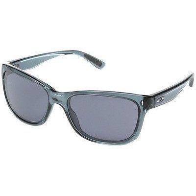 0c05415b2e8 Oakley Forehand Women s MPH Sunglasses Crystal Black Frame Grey Lens  OO9179-32