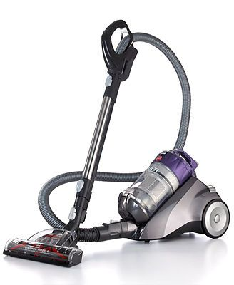 Closeout Hoover Multi Cylonic Canister Vacuum With Power Nozzle Canister Vacuum Vacuum Nozzle