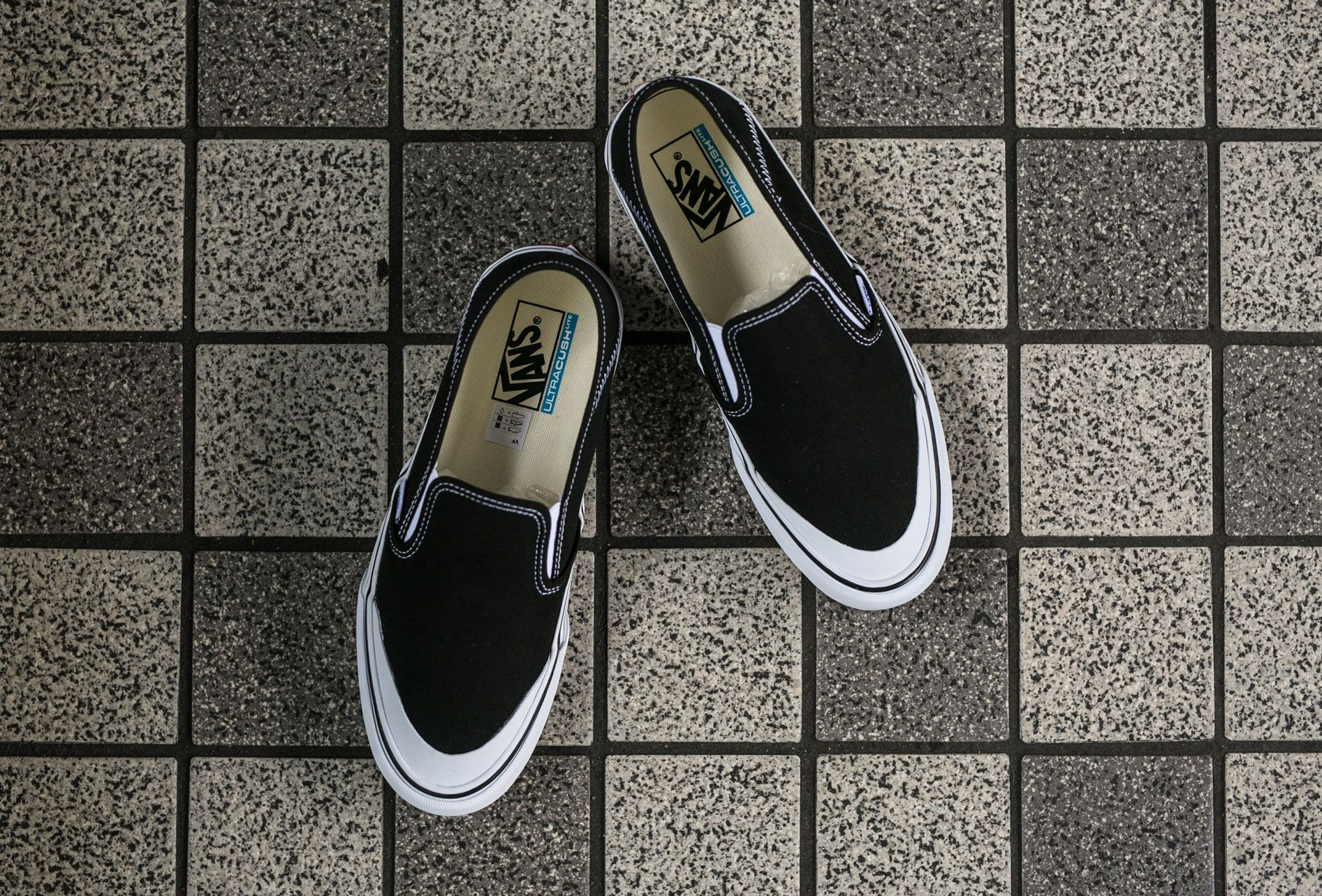 4452f831be367d The Slip-On SF combines a deconstructed classic low profile silhouette with  the Vans Surf SF build to create an upgraded