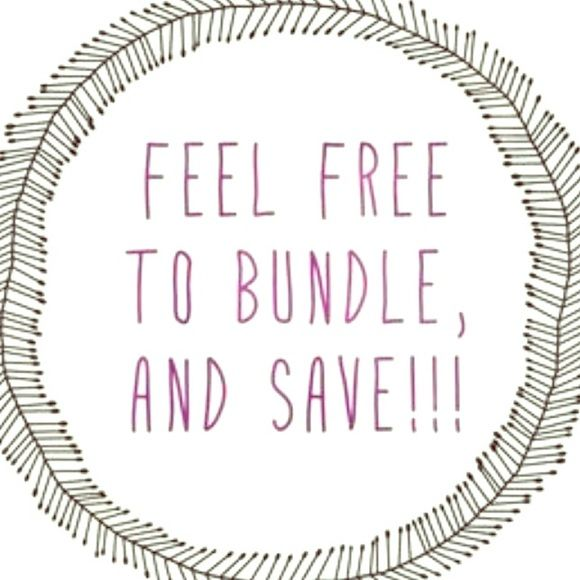 BUNDLE AND SAVE Now you can save 20% when you bundle 2 or more items Other