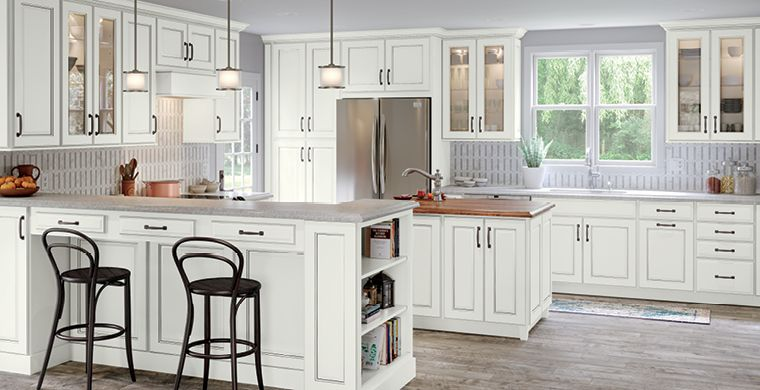 Allen Roth Bickershire Cabinets At Lowe S Kitchen Remodel Diy Kitchen Cabinets Cabinet
