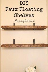 37 Brilliantly Creative Diy Shelving Ideas Shelf Ideas Pinterest