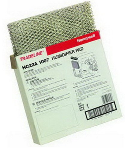 Honeywell HC22A1007 Humidifier Pad Humidifier, Honeywell