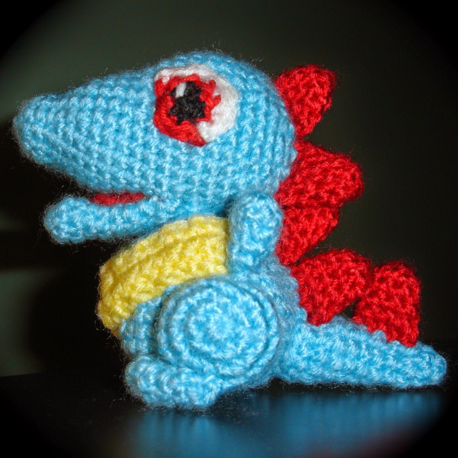 Go Crochet Pokemon! – dozens of free patterns – Grandmother's ... | 1600x1599