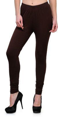 931e3e457a396 Ffu Women's Leggings - Buy Dark Brown Ffu Women's Leggings Online at Best  Prices in India | Flipkart.com