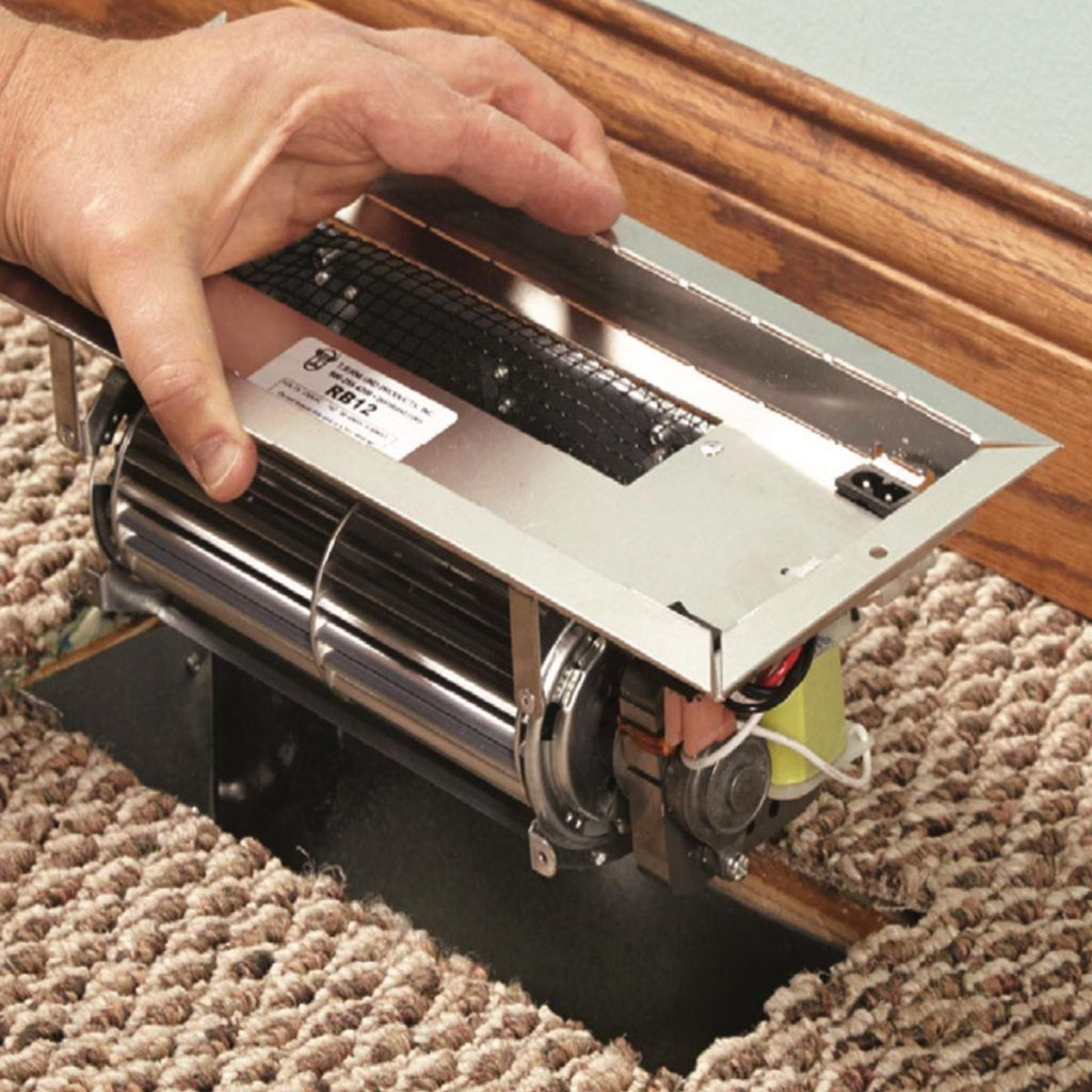 How to Install a Duct Booster Fan Home improvement