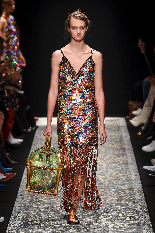 Marco De Vincenzo Spring 2019 Ready To Wear Fashion Show