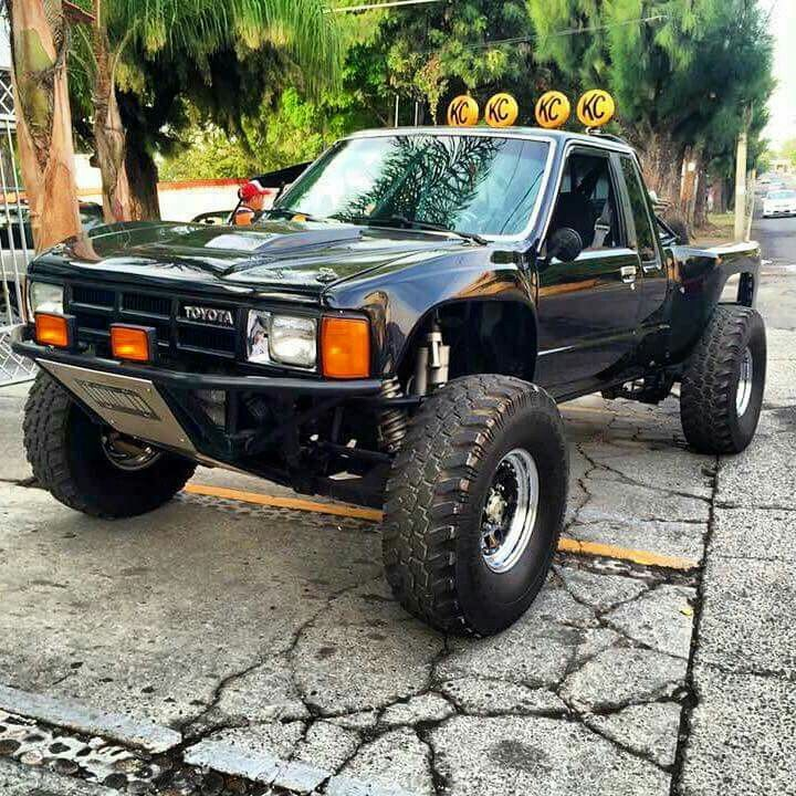 Marty Mcfly Truck >> Marty Mcfly Racetruck Toyota Trucks Toyota Prerunner
